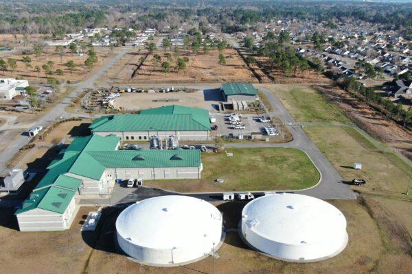 Great Cape Fear Water Treatment Plant Press