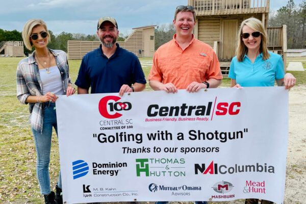 Central SC Golf Sponsorship