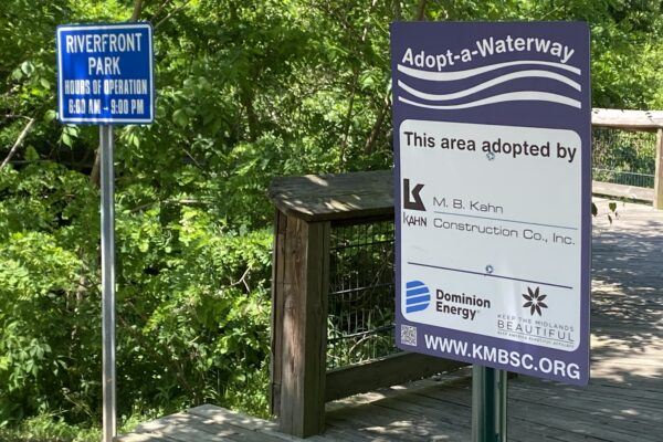 Adopt A Waterway Success