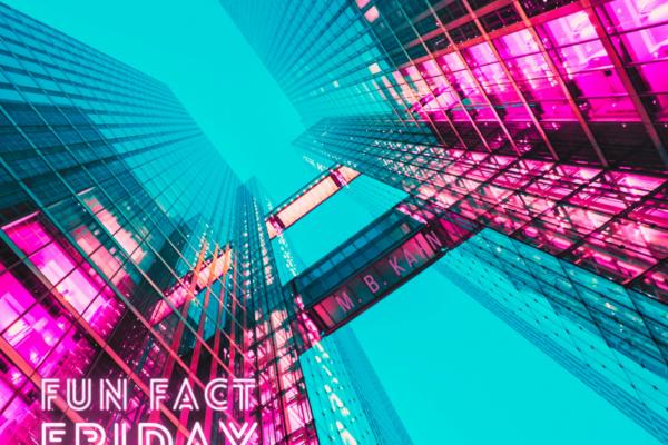 Fun Fact Friday: Skyscraper Day