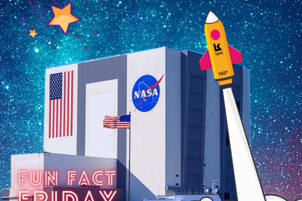 Fun Fact Friday: To the Stars