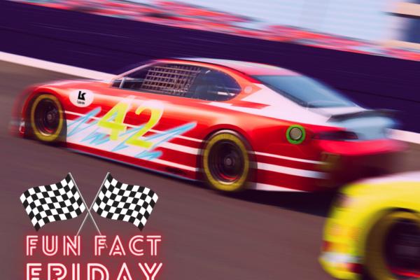 Fun Fact Friday: Darlington Raceway