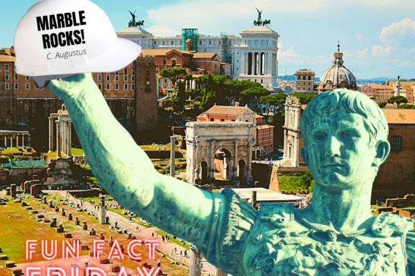 Fun Fact Friday: When in Rome