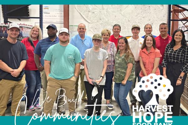 Volunteer Day at Harvest Hope